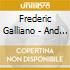 FREDERIC GALLIANO & THE AFRICAN DIVAS