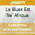 LE BLUES EST NE' AFRIQUE