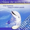 Music For Wellbeing III