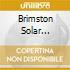 BRIMSTON SOLAR RADIATION