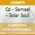 CD - SAMAEL - SOLAR SOUL