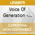 Voice Of Generation - Oddville Preservers