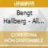 Bengt Hallberg - All Stars Sess.1953-54
