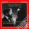 Arturo Benedetti Michelangeli - The Last Recital - Hamburg May 7Th 1993