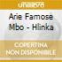 ARIE FAMOSE MBO - HLINKA