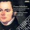 Schubert Franz - Quintetto X Archi Op.163, Ouverture D 8