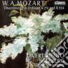 Mozart Wolfgang Amadeus - Divertimento K 251, K 334, Marcia K 445