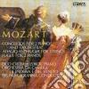 Mozart Wolfgang Amadeus - Concerto X 2 Pf K 365, K 242, Fuga X 2 Pf K 426, Adagio E Fuga X Archi K 546