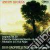 Dvorak Antonin - Opere X Pf A 4 Mani Vol.1: Legends Op.59, Dai Boschi Di Boemia Op.68, Polacca In