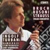 Strauss Richard - Concerto X Vl Op.8
