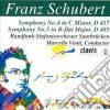 Franz Schubert - Sinfonia N.4 D 417 tragica, N.5 D 485
