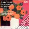 Johannes Brahms - Quintetto Con Clar Op.115, Quintetto Con Pf Op.34