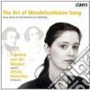 Felix Mendelssohn - Lieder