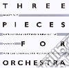 Barry-london Ja Guy - Three Pieces For Orchestra