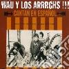 (LP VINILE) CANTAN EN ESPANOL