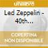 LED ZEPPELIN - 40TH ANNIVERSARY TRIBUTE ALBUM (LUKATHER, COLAIUTA,DWEEZIL ZAPPA,WAKEMAN.KEITH EMERSON.JOE LYNN TURNER....)