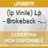 (LP VINILE) LP - BROKEBACK            - LOOK AT THE BIRD