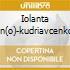 IOLANTA DELMAN(O)-KUDRIAVCENKO-SELEZ