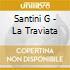 TRAVIATA/SANTINI(O) CALLAS-GANDOLFO-