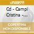 CD - CAMPI CRISTINA - AMORI