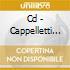 CD - CAPPELLETTI ROBERTA - SONO COSI'
