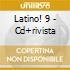 LATINO! 9 - CD+RIVISTA
