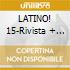 LATINO! 15-Rivista + CD