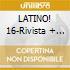 LATINO! 16-Rivista + CD