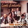 Tre Castelli - Canti D'Osteria