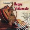 Beppe D'Moncale' - Le Canson'D