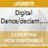 DIGITAL DANCE/DECLAM, ECC