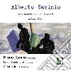 Savinio De Alberto - Chants De La Mi Mort (1914)