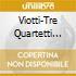 Viotti-Tre Quartetti Per Flauto