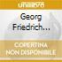 Georg Friedrich Handel - Cantate E Sonate Da Camera