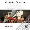 Casella Alfredo - Siciliana E Burlesca Op 23 (1924)