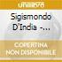 D'india Sigismondo - Mottetto Da Novi Concentus Ecclesiastici