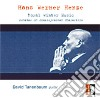 Henze Hans Werner - Royal Winter Music (1975 76) First Sonat
