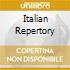 ITALIAN REPERTORY