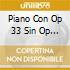 PIANO CON OP 33 SIN OP 53