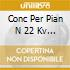 CONC PER PIAN N 22 KV 482