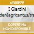 I GIARDINI DELL'EDEN(AGRICANTUS/TRANCEN)