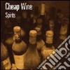Cheap Wine - Spirits