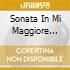 SONATA IN MI MAGGIORE OP.14