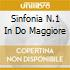 SINFONIA N.1 IN DO MAGGIORE