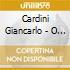 Cardini Giancarlo - O Quieta E Dolce Mattina Dottobre