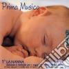 PRIMA MUSICA:1°LA NANNA