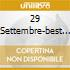 29 SETTEMBRE-BEST OF