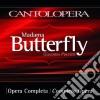 Puccini - Madama Butterfly - Opera Completa - Base Orchestrale  - Gotta Antonello Dir  /orchestra E Coro Della Compagnia D'opera Italiana (2 Cd)