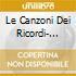 LE CANZONI DEI RICORDI- ANNI 40 VOL.1
