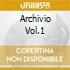 ARCHIVIO VOL.1